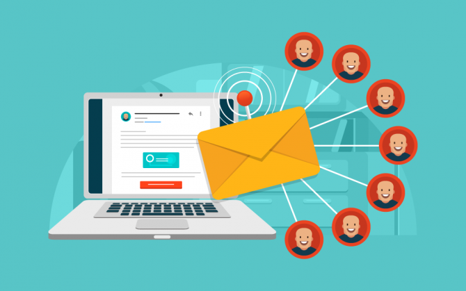 email advertising services